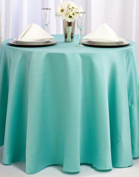 Matte Satin Tablecloth Linen