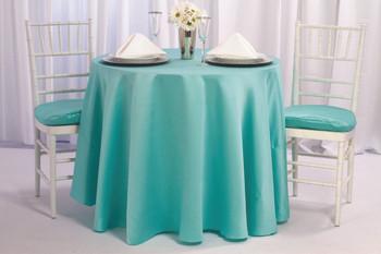 Matte Satin Tablecloth Linen