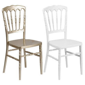 Napoleon Resin Stacking Chair