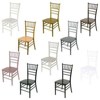 Classic Series Wood Chiavari Chair
