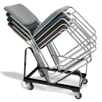 20-Capacity Stack Chair Dolly By National Public Seating, Model DY-86