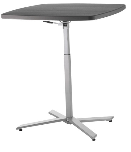 """High Round Adjustable Height Coffee Table Tikspor: Classic Series 32"""" Round Plastic Folding HIGH Top Cocktail"""