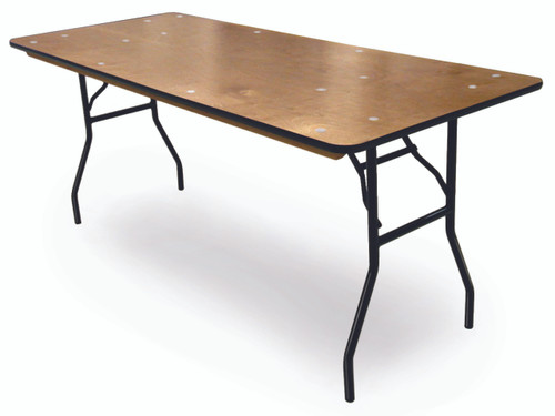 ProRent Plywood Banquet Folding Table-USA Made (MC-PR-BANQUET) - USA