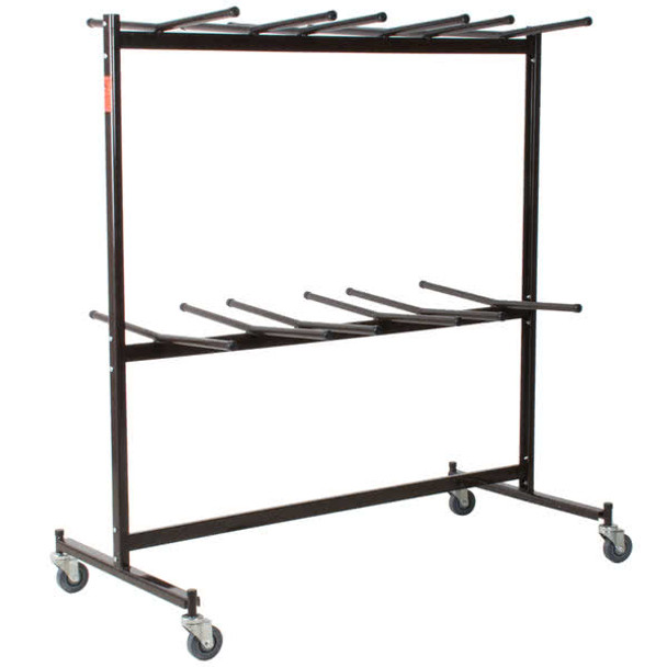 ... 84-Capacity Hanging Folding Chair Storage Cart By National Public Seating ...  sc 1 st  FoldingChairsandTables.com & 84-Capacity Hanging Folding Chair Storage Cart By National Public ...