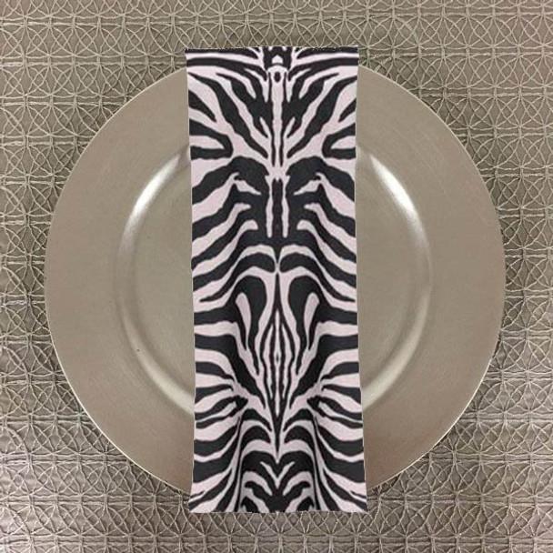 ... Dozen (12-pack) Animal Print Polyester Table Napkins ... & Dozen (12-pack) Animal Print Polyester Table Napkins ...