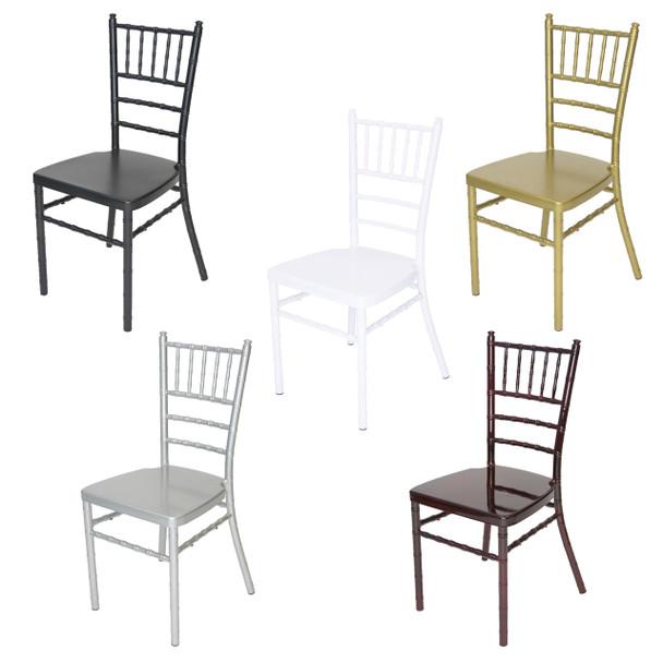 Classic Series Aluminum Chiavari Chair