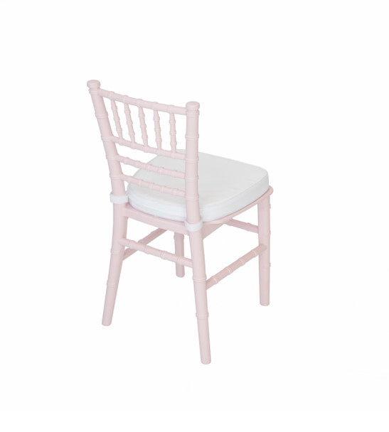 Classic Series Kids Resin Chiavari Chair with Steel Core