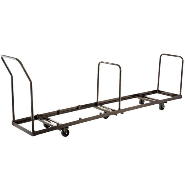 50-Capacity Linear Storage and Transport Folding Chair