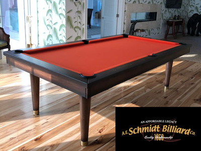 Pool Tables Pool Tables By Style Retro The Pool Table Store - Retro pool table