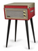 Crosley Bermuda Deluxe Turntable - Red