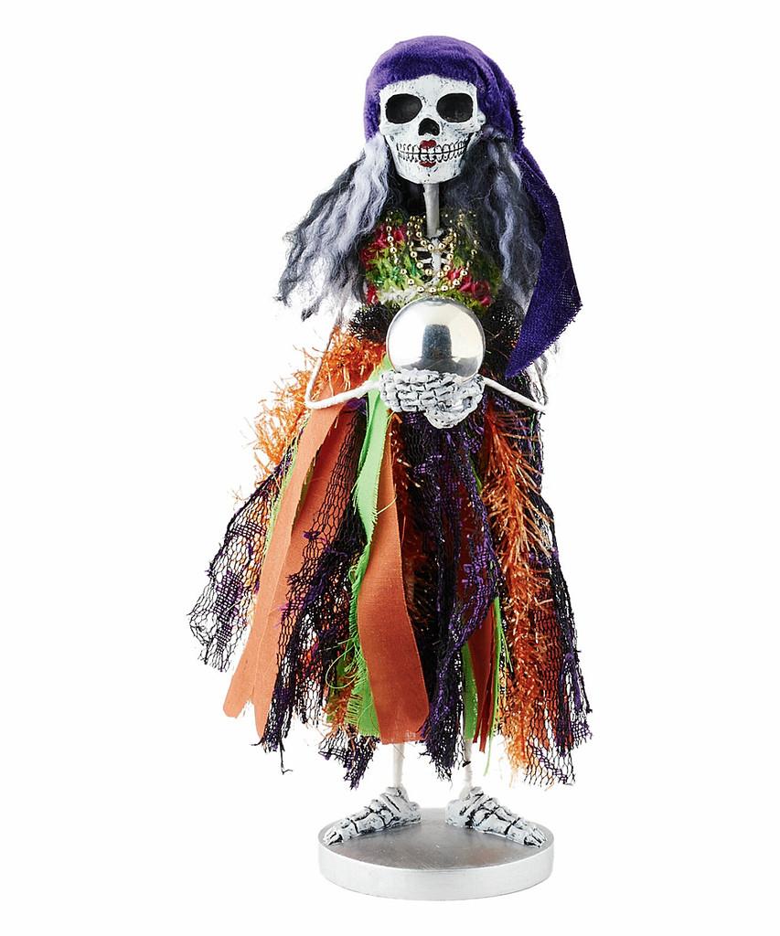 Department 56 - Skeleton Fortune Teller