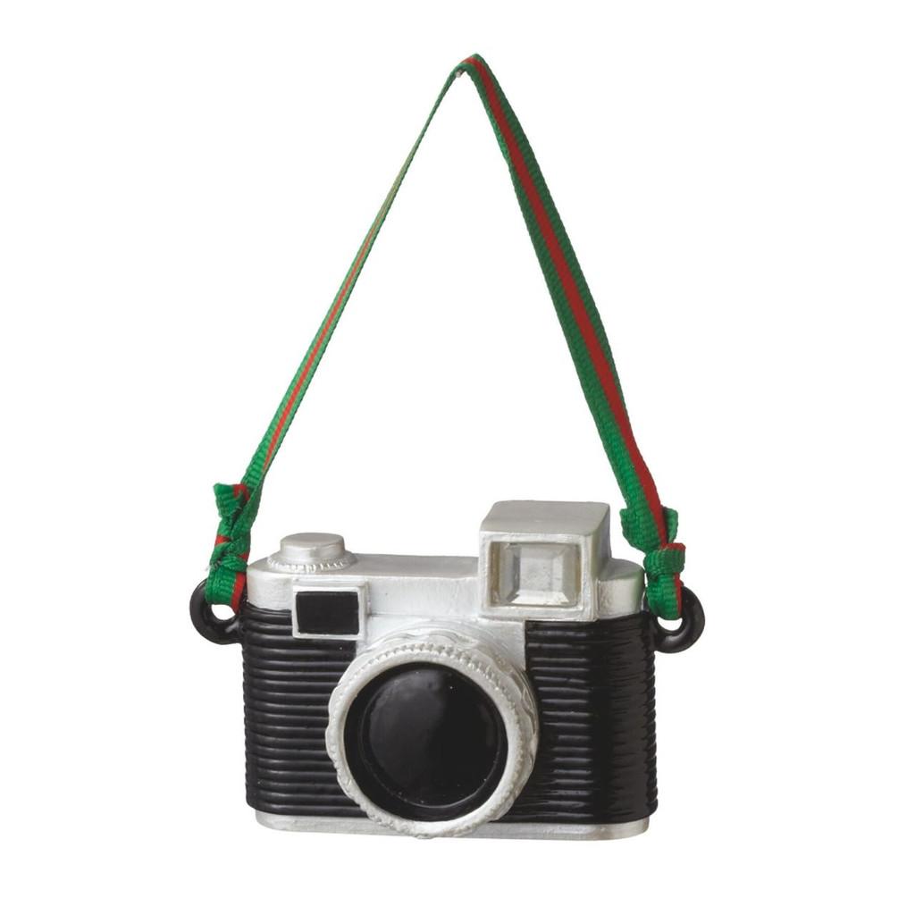 Camera Ornament