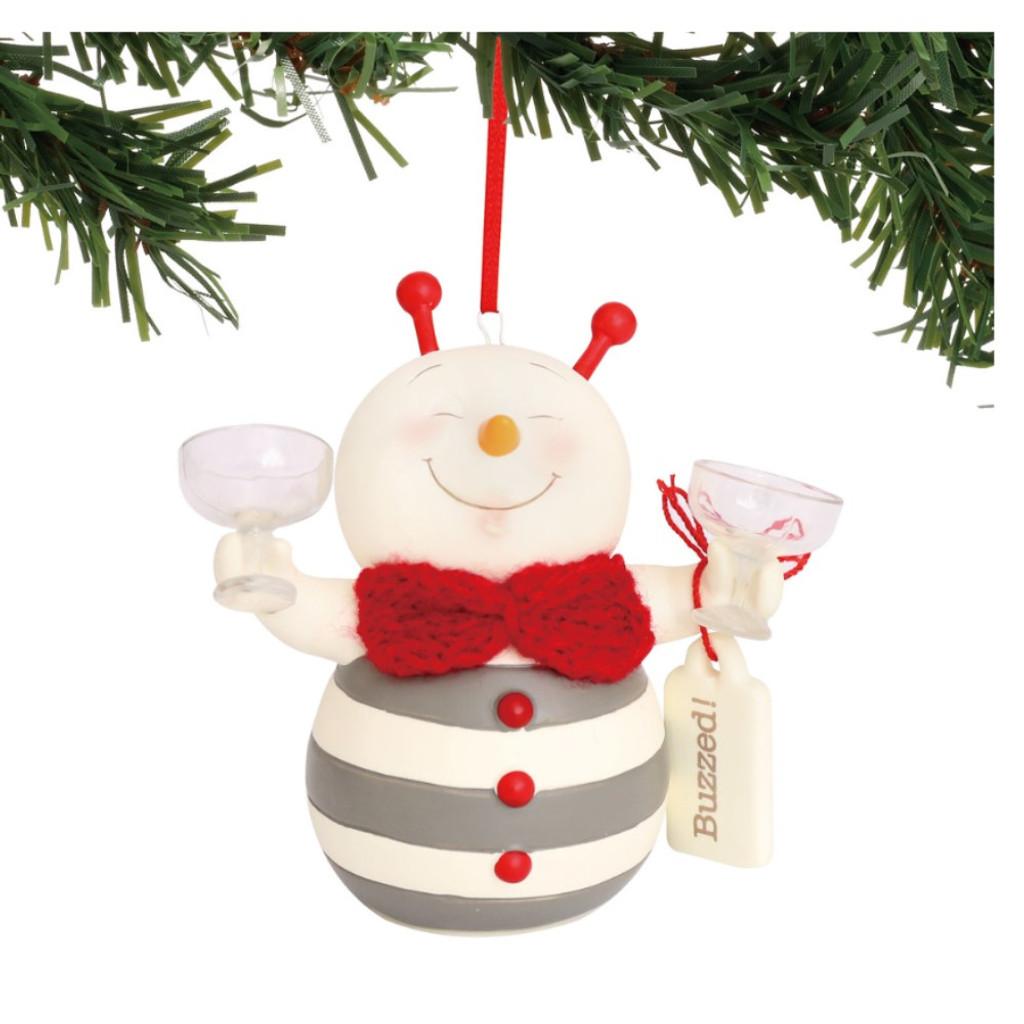 Snowpinion- Buzzed Ornament 2018