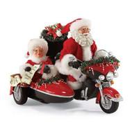 Clotique / Fabriché Santas