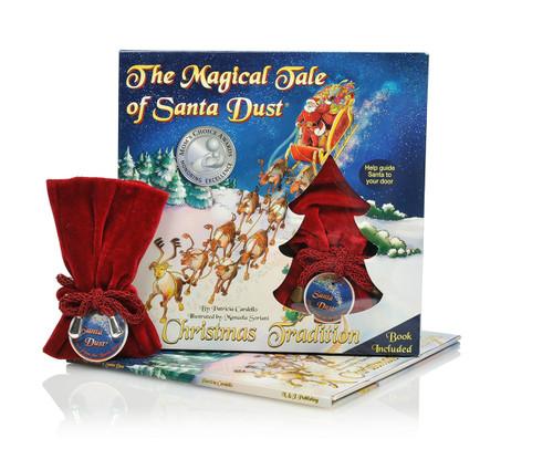 The Magical Tale of Santa Dust