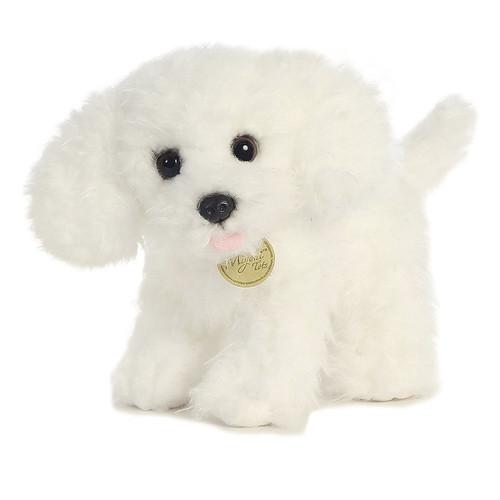 Aurora World  9 inch Tots Bichon Frise Puppy Plush