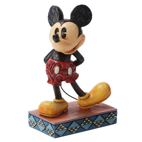 "Jim Shore Disney Traditions - ""The Original"" Mickey Figurine 4032853"