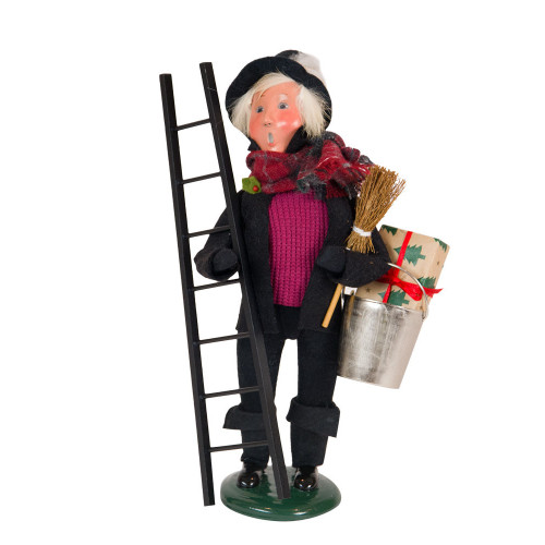 Byers Choice - Chimney Sweep Caroler 2018