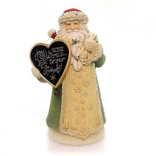 Heart of Christmas - Mini Santa Joy