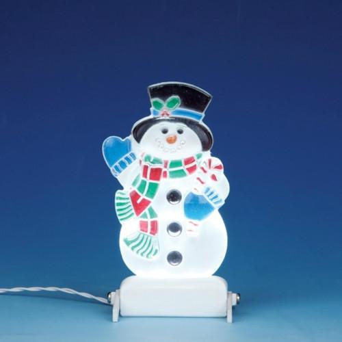 Lemax - Yard Light Snowman B/O Accessory