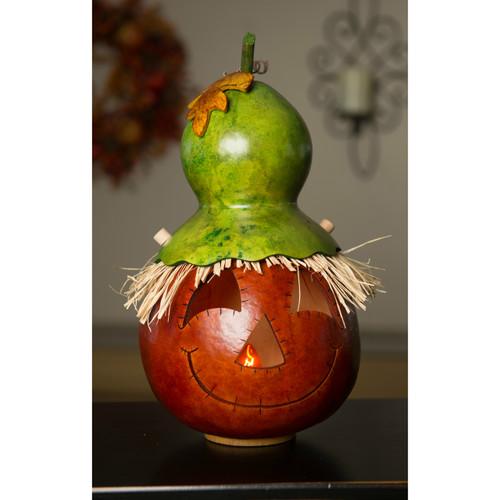 Meadowbrooke Gourds- Large Owen Lit