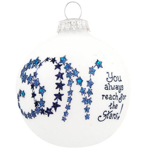 Heart Gifts by Teresa - USA Made Son Star Ornament