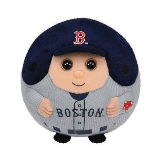 Beanie Ballz Boston Red Sox Plush Soft Toy Ball LARGE- 13 inch