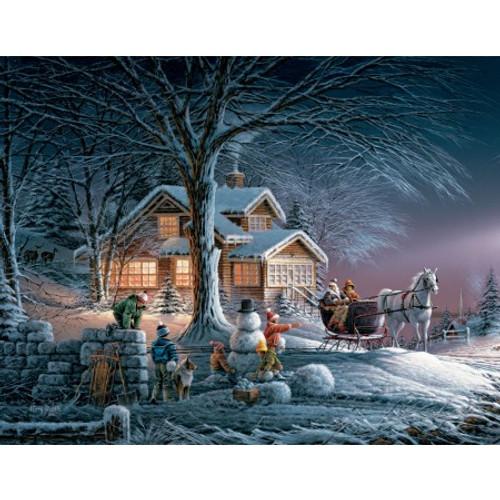 WINTER WONDERLAND BOXED CHRISTMAS CARD