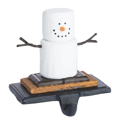 Smores Stocking Holder Ornament