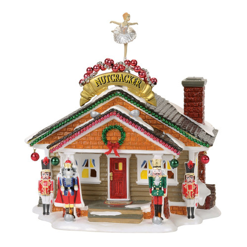 *2017* Department 56 - Original Snow Village - The Nutcracker House