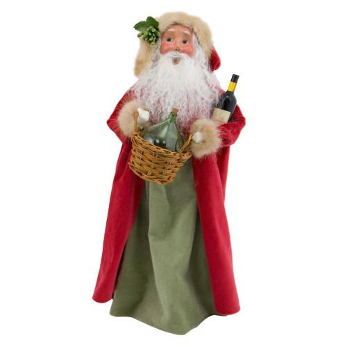 2017 Byers Choice - Wine Santa
