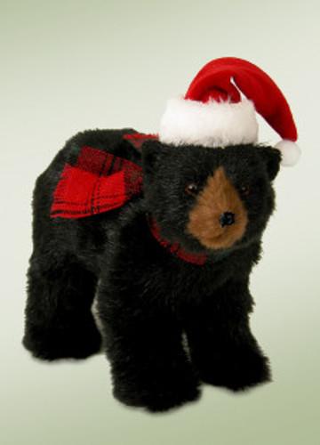 Byers' Choice Black Bear
