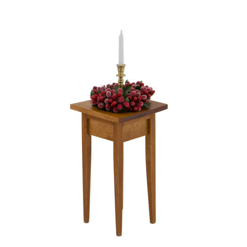 Byers Choice - Table With Candlesticks