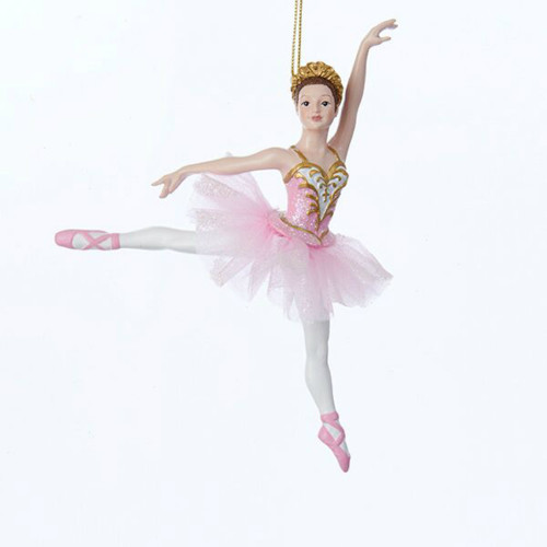 Dancing Ballerina Ornament