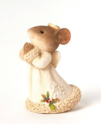 Heart of Christmas- Mouse Angel