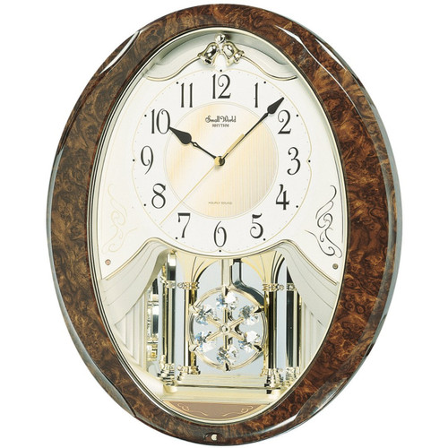 Rhythm Clocks - Joyful Snowflake Clock