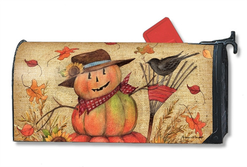 Fall Friends Mail Box Cover