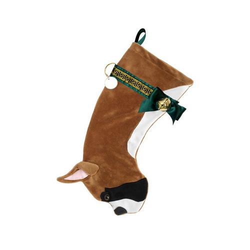 Boxer Christmas Stocking