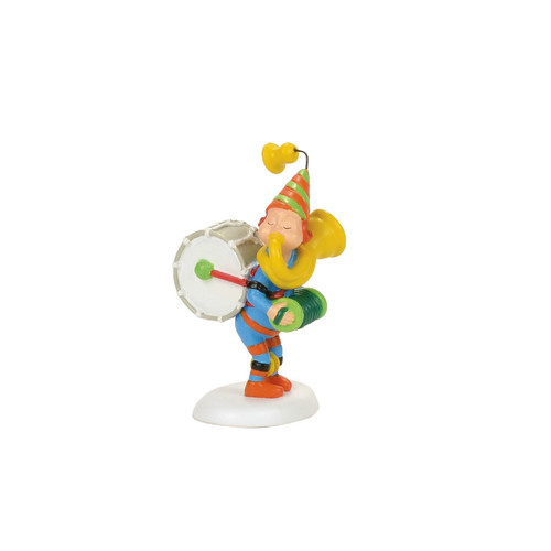 *New 2017* Department 56- Grinch Village Accessory-Whoville One Man Band