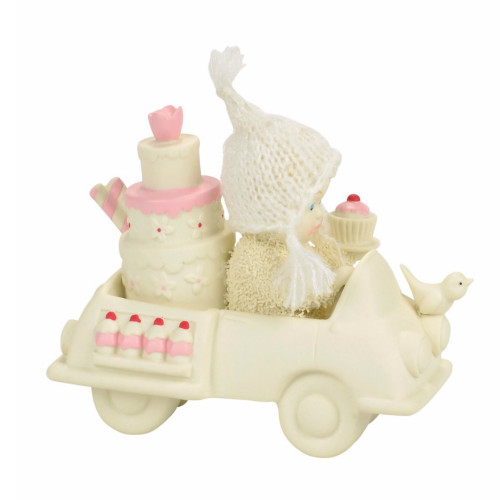 *New for 2017* Department 56 - Snowbabies - Emergency Delivery Service