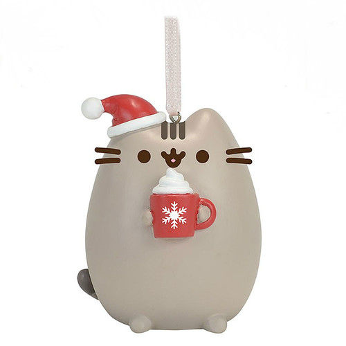 Pusheen Meowy Christmas Ornament