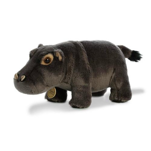 Aurora World 11 inch Hippopotamus Plush