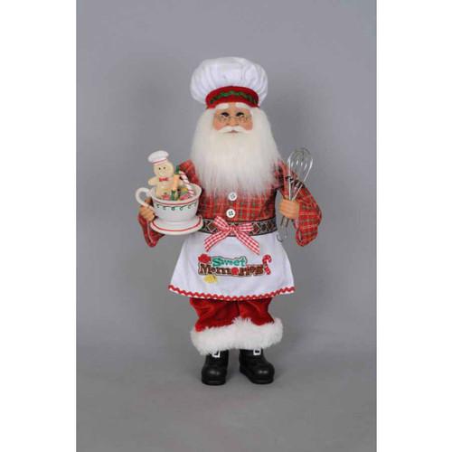 Karen Didion - Kitchen Santa