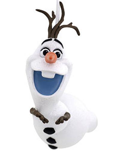 Hallmark Disney- Olaf Sledding  Ornament