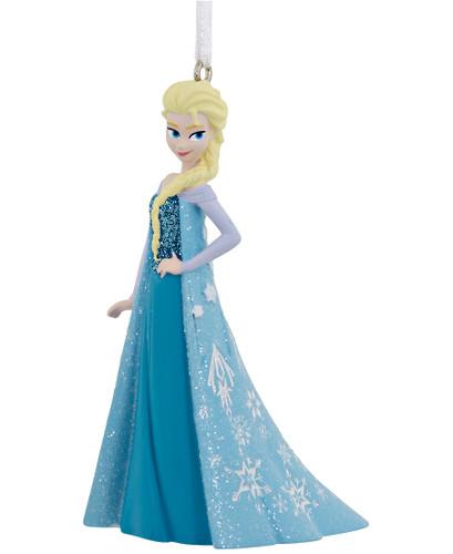 Hallmark Disney- Elsa Standing Ornament