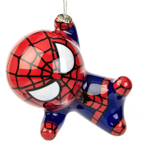 Hallmark- Deco Spider-Man Ornament