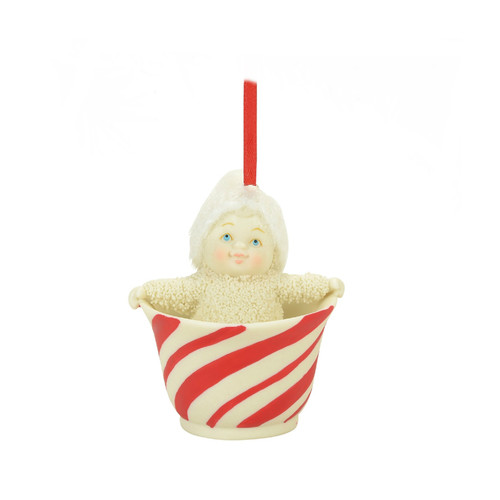 Department 56 - Snowbabies - Sweet Tea Ornament