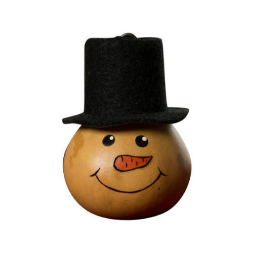 Meadowbrooke Gourds- Winter Kolden Ornament