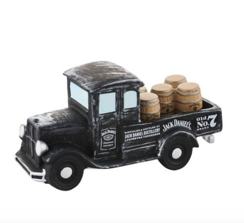 Department 56- Jack Daniels Village -  Jack Daniel's Truck