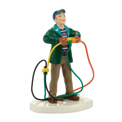 Department 56 - National Lampoon Christmas Vacation Fire It Up Dad!